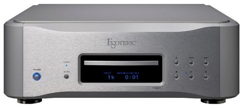 Esoteric K-03XD SACD/CD Player